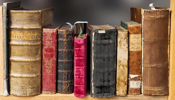 TEN BEST BOOKS OF ALL TIME-My List